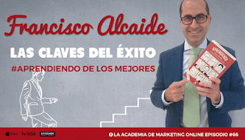 Entrevista en la Academia de Marketing On line