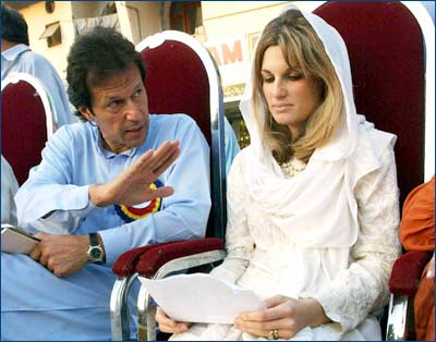 Imran Khan Wife