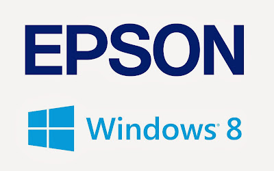logos de windows y epson
