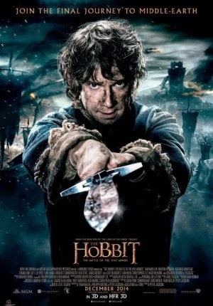 Jadwal THE HOBBIT: THE BATTLE OF THE FIVE ARMIES Borobudur Cineplex 21 Pekalongan