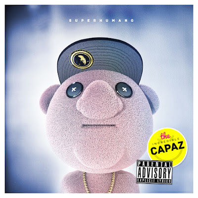 Capaz - Superhumano [2015]