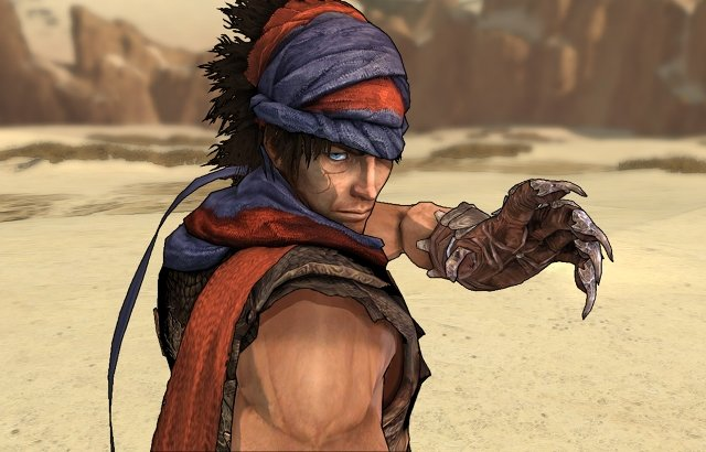 Prince of Persia PC Games Screenshots