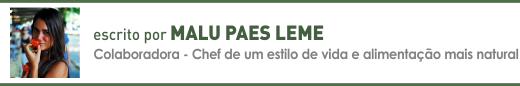 Clique aqui para ler mais sobre artigos de Malu Paes Leme