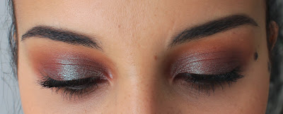 Fall Burning Look