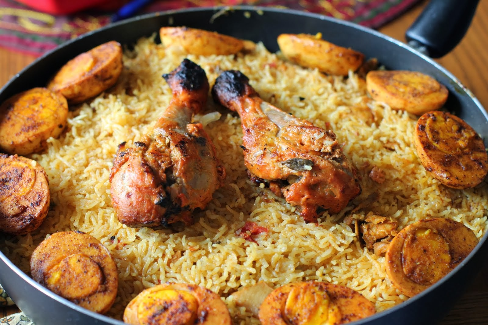 Chicken Biryani Recipes — Dishmaps