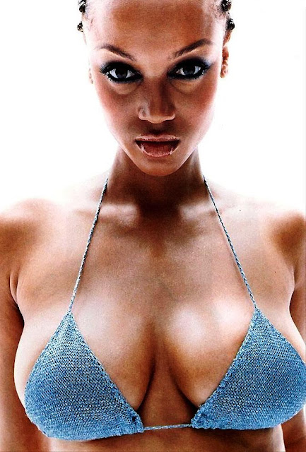 naughty pics of tyra banks