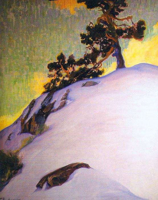 Francisco Pons Arnau, Sierra de Madrid, Guadarrama, Pintor español, Pintor Valenciano, Pintura Valenciana, Impresionismo Valenciano