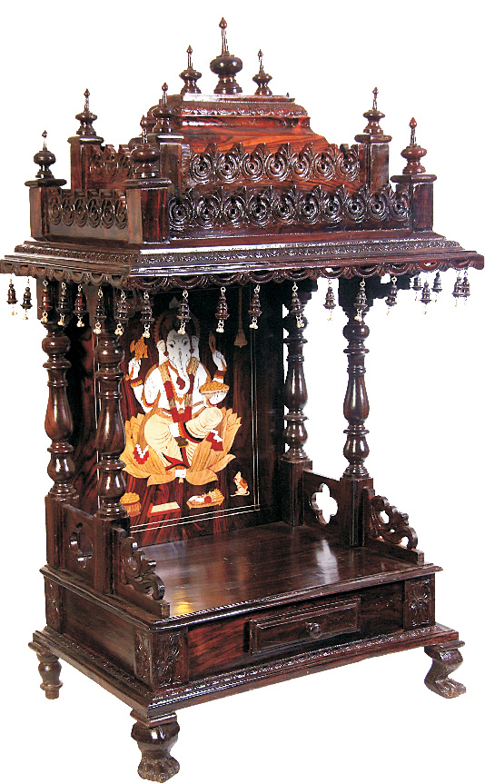 The Cultural Heritage Of India Rosewood Furniture Of