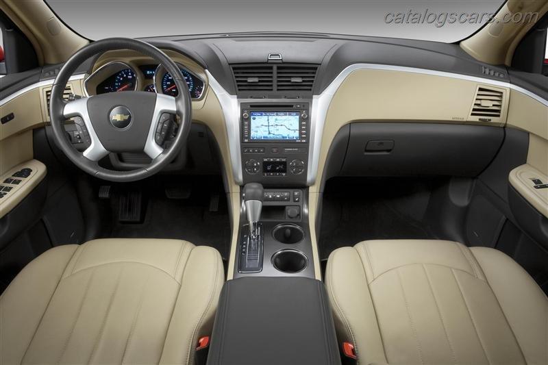 صور سيارة شيفروليه ترافيرس 2014 - اجمل خلفيات صور عربية شيفروليه ترافيرس 2014 - Chevrolet Traverse Photos Chevrolet-Traverse-2012-11.jpg
