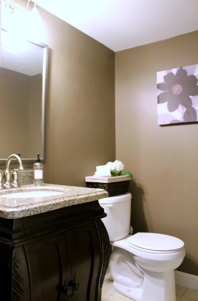 Fancy Half Bathrooms - Half bathroom meet the b s