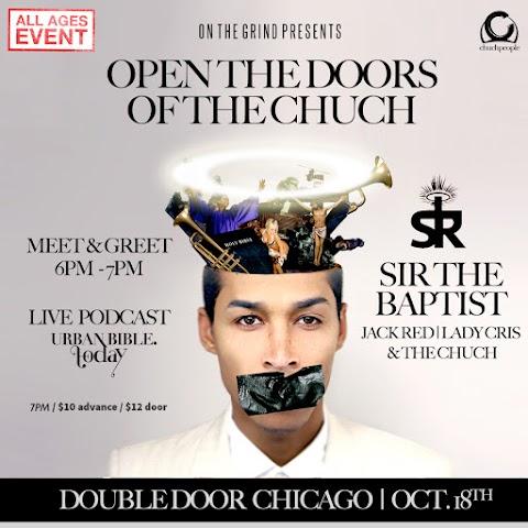 EVENT TOMORROW: Sir the Baptist LIVE @ Double Door