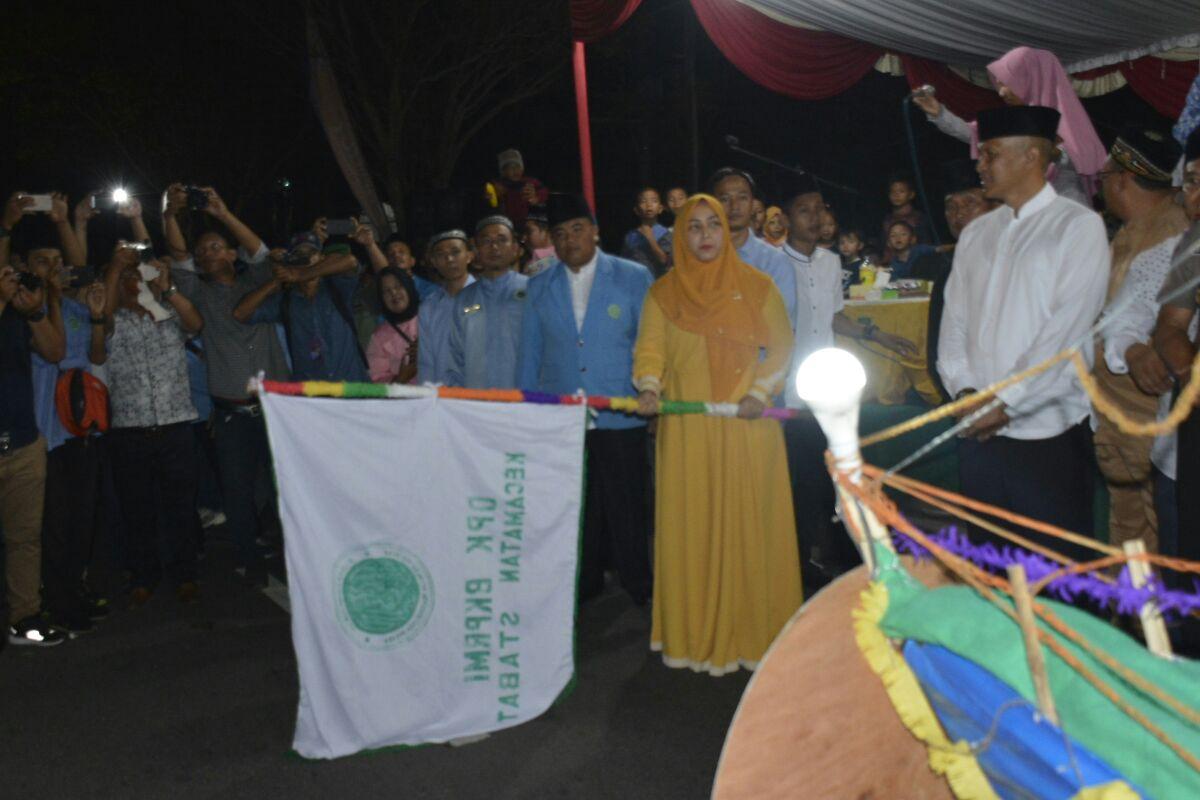 Momentum Festival Pawai Obor Dan Tabliq Akbar Jadikan Medium Siar Islam