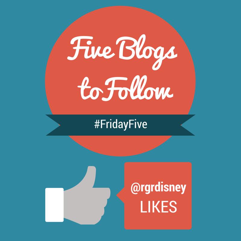 Five Blogs to Follow