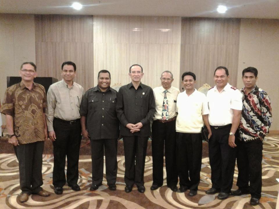 Bersama Mentri Agama RI