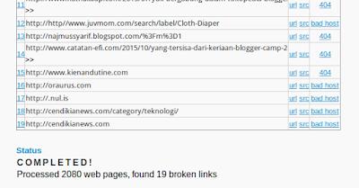 Broken Link Di Juvmom.com