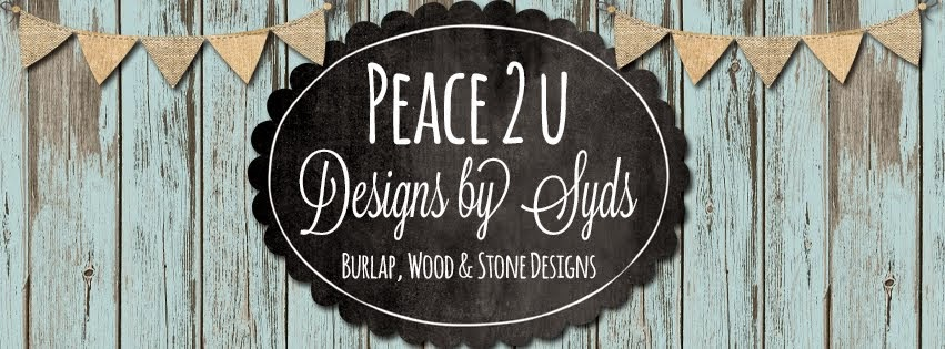 Peace 2 U Designs By Syds