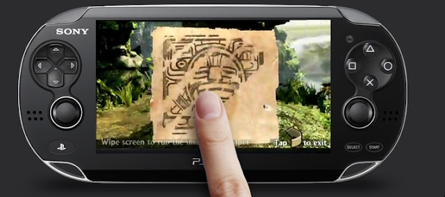 Nueva PSP, PS VIta de Sony, trailer oficial E3 2011