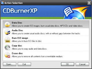 Download CDBurnerXP Pro v4.4.0.2905 Portable - Andraji