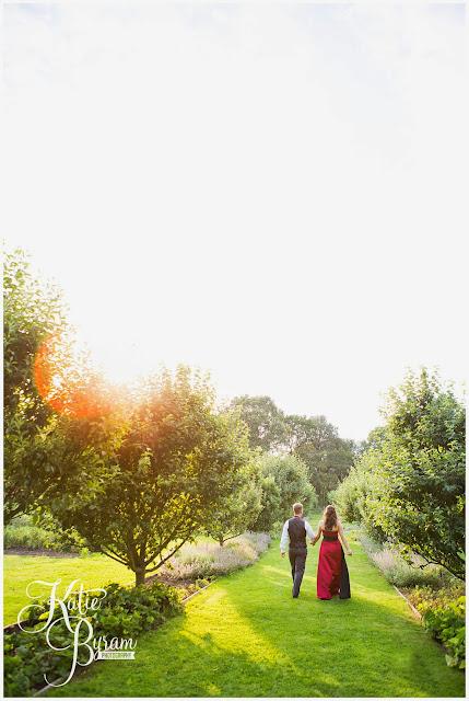 gibside wedding, national trust wedding, katie byram photography, woodland wedding, humanist wedding, bride in red, red wedding dress, alternative wedding, gibside estate wedding