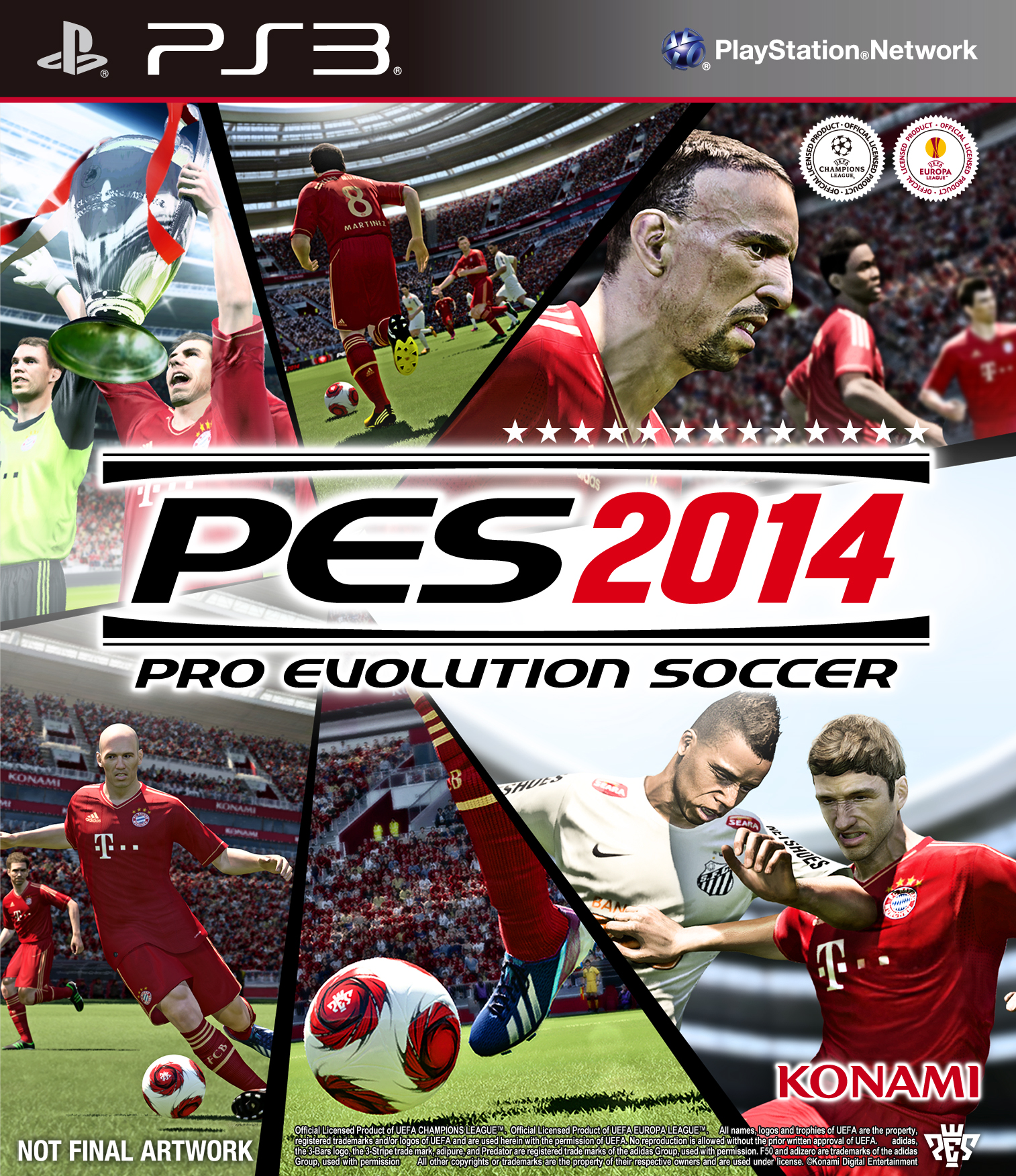 Digital entertainment gmbh has revealed that its forthcoming pes