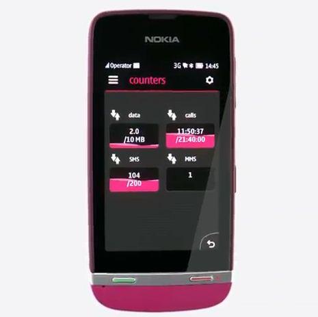 Nokia Asha 311 new