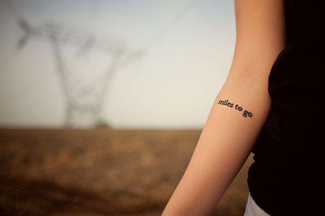 Unique Travel Tattoos Terrific Travel Lovers Tattoo