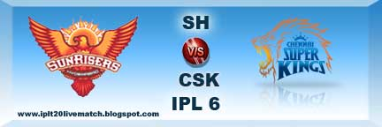 IPL 6 Highlight Match and Live Scorecards