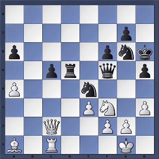 Echecs : Comment gagner avec les Noirs après le fautif 35.Tc1??
