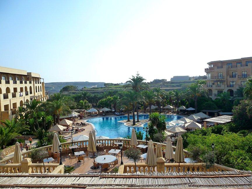Kempinski San Lawrenz Hotel - Terrazza