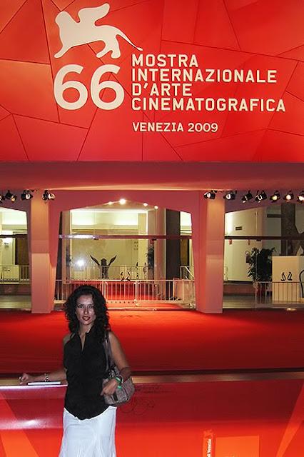 Mostra Internazionale d'Arte Cinematografica Venezia - Samina Seyed - Venezia 66°