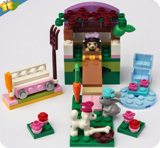 LEGO® Friends Animaux - Série 2