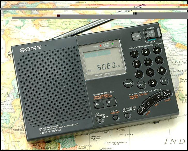 Listen to amateur radio online