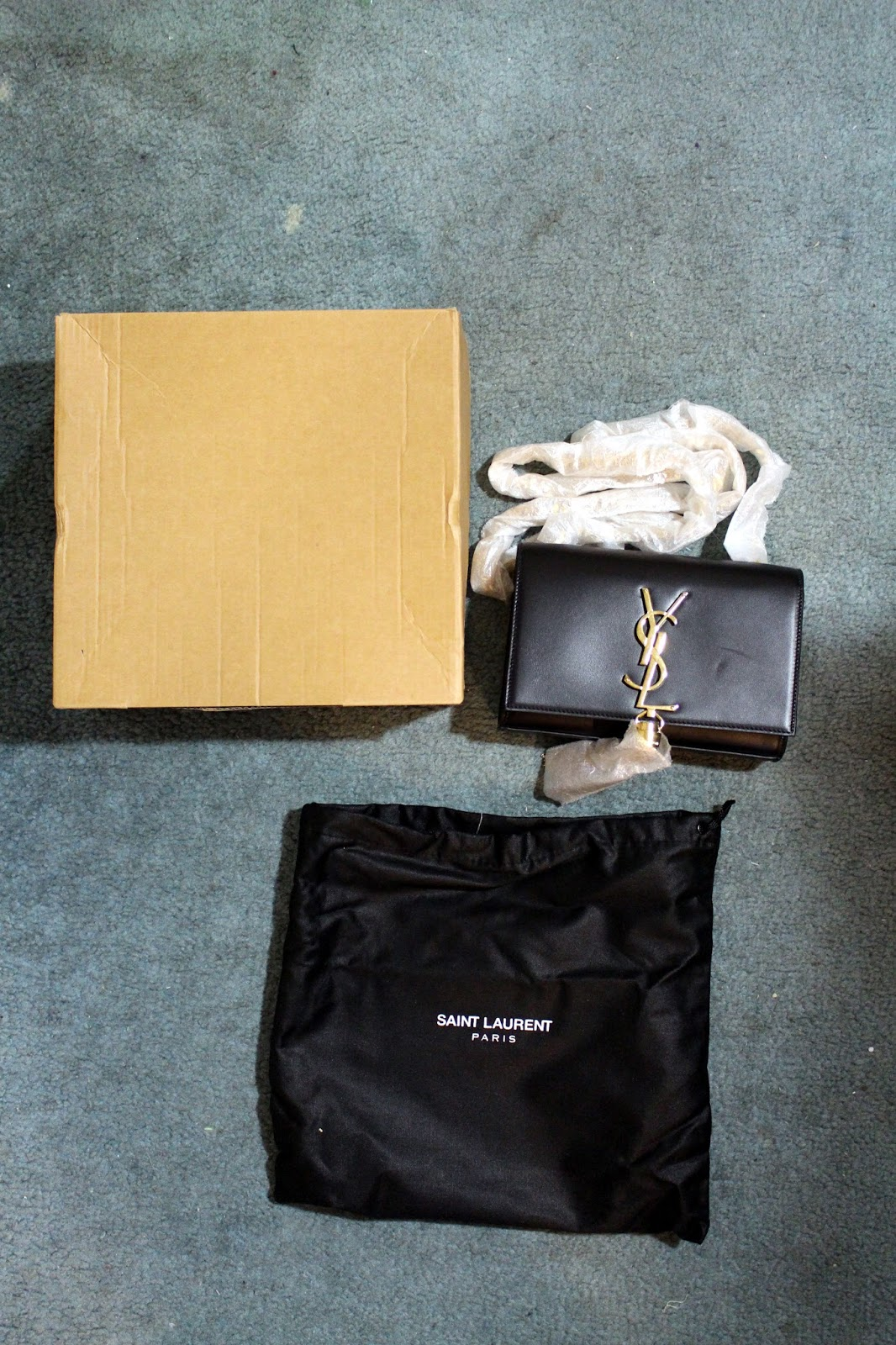 ysl cassandre tassel clutch - my cute bow | cosplay and lifestyle blogger: Gilt Review: YSL ...