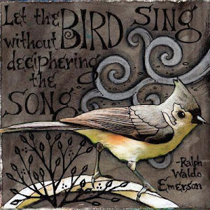 Let the bird sing