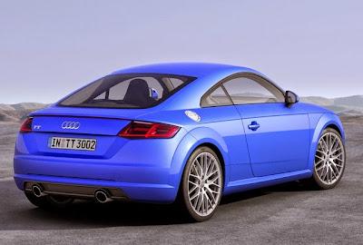 2017 Audi TT  Release Date
