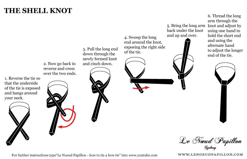 Le noeud papillon of sydney for lovers of bow ties instructions half windsor knot tie we are still teething on these ones and we may refine them over the coming months but here is our guide to tying your favourite ccuart Images