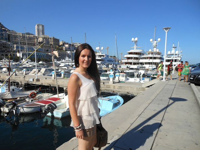 Fashion Blogger Monte Carlo