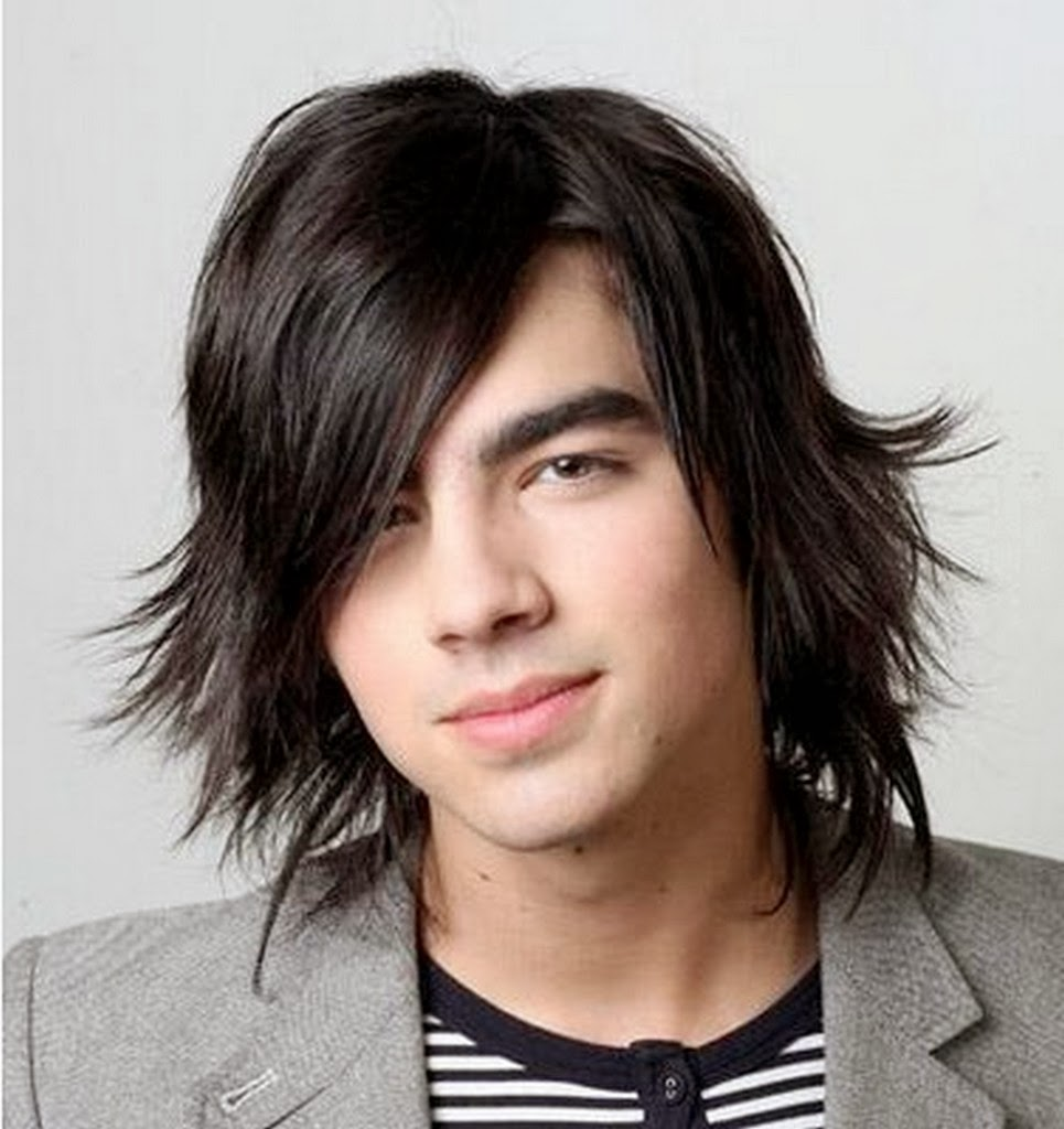 top hairstyles for guys with long hair 2011