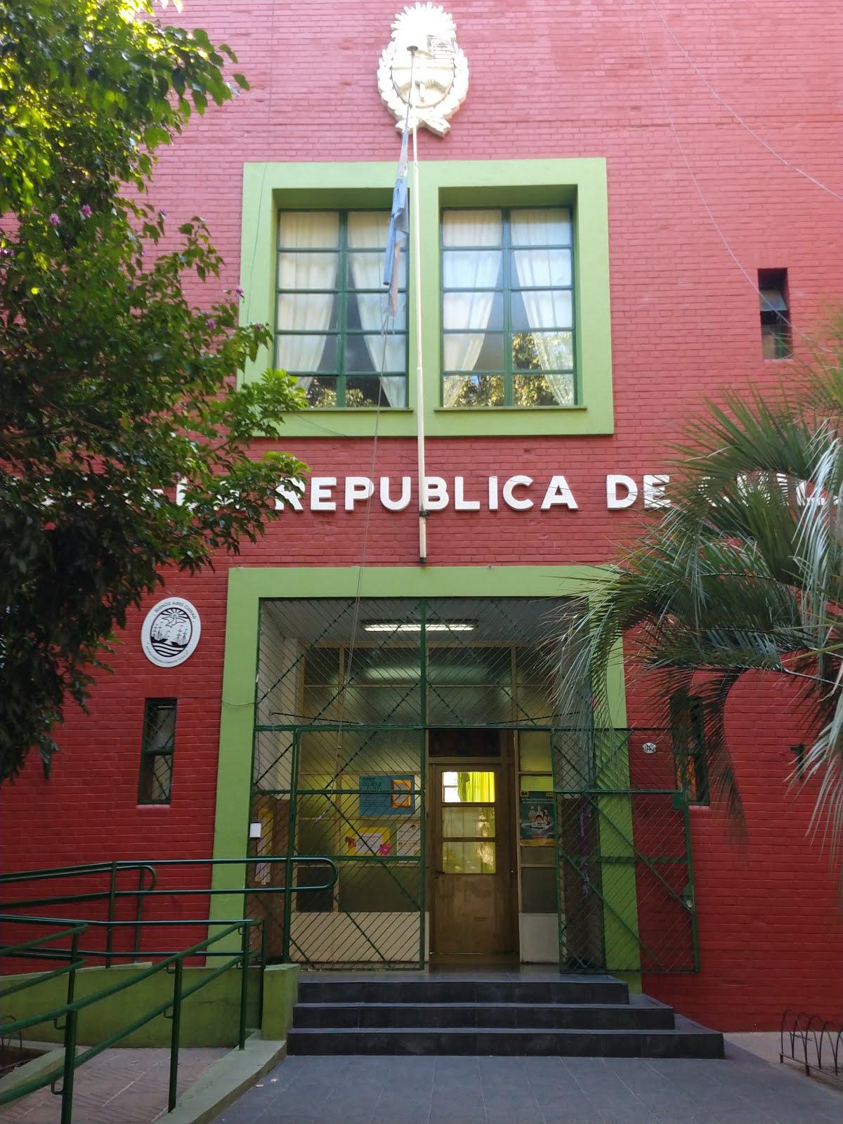"""Escuela N° 13 DE 4° """"República de Chile"""""""