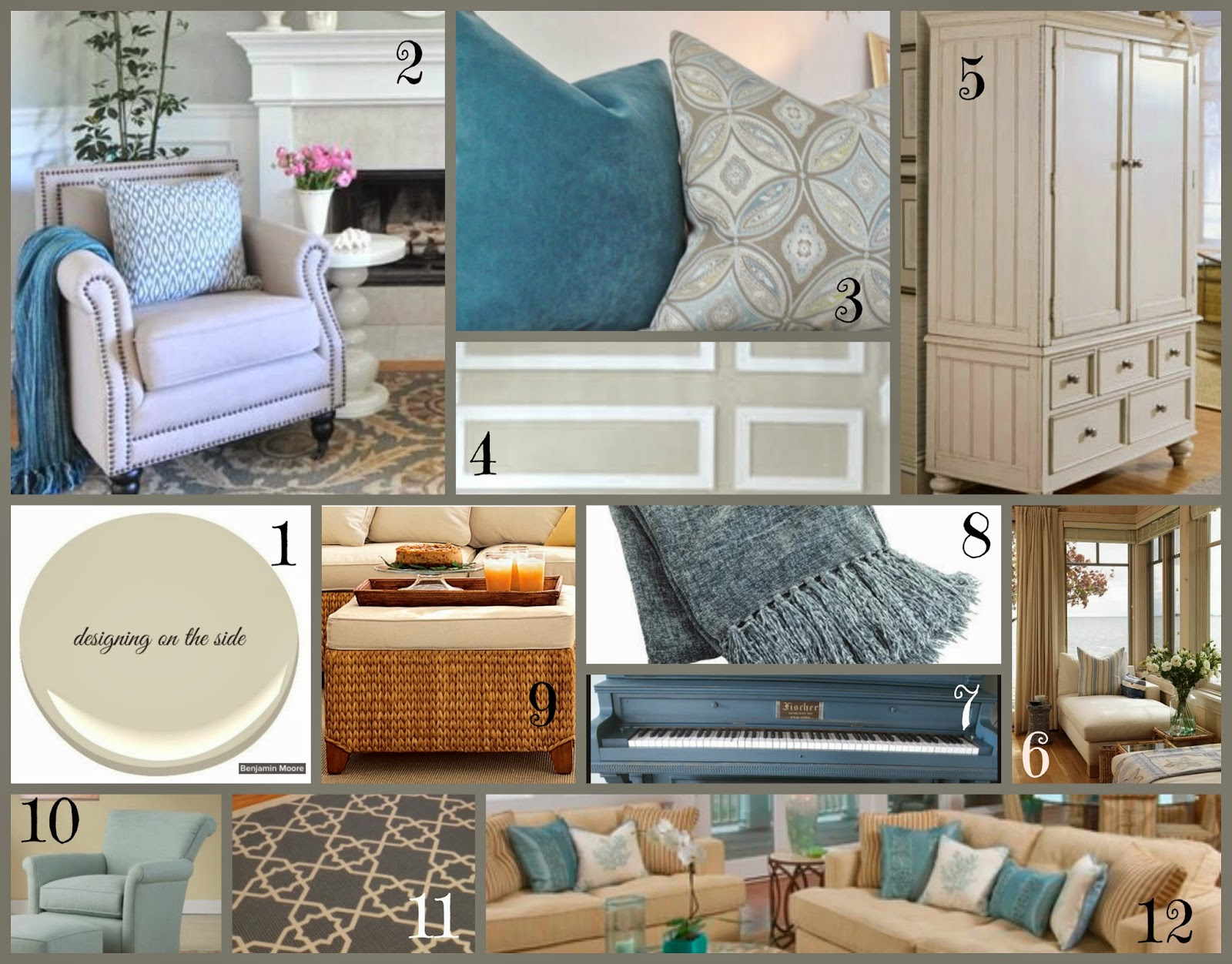 Country master bathroom designs - Designing On The Side Ask Allie