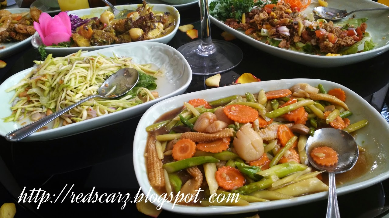 Restoran sri ayutthaya wangsa maju authentically thai for Ayutthaya thai cuisine