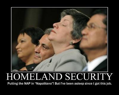 homeland security a joke
