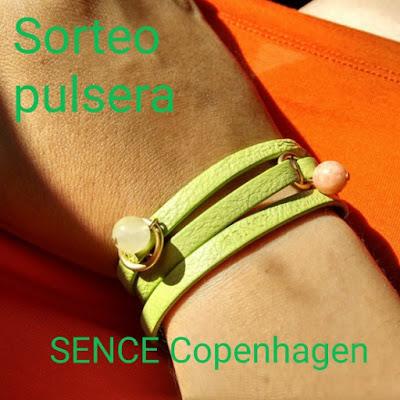 SORTEO PULSERA SENCE COPENHAGEN