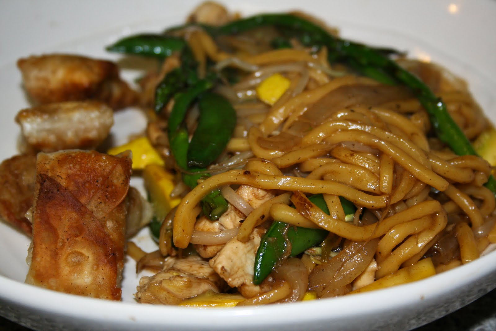 Lo Mein Mixed Up