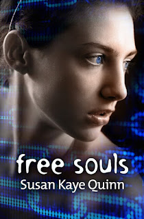 Cover Reveal: Free Souls (Mindjack #3)