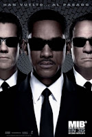 Hombres de Negro 3 Men in Black