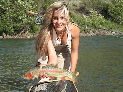 Fishing = chicks ?