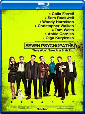 Filme Poster 7 Psicopatas e 1 Shih Tzu BDRip XviD & RMVB Legendado