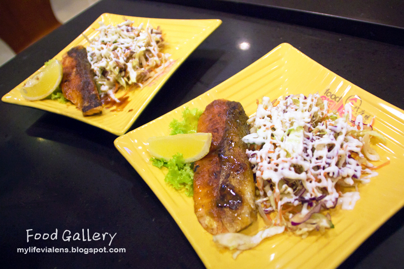 Penang Time Square Food Gallery