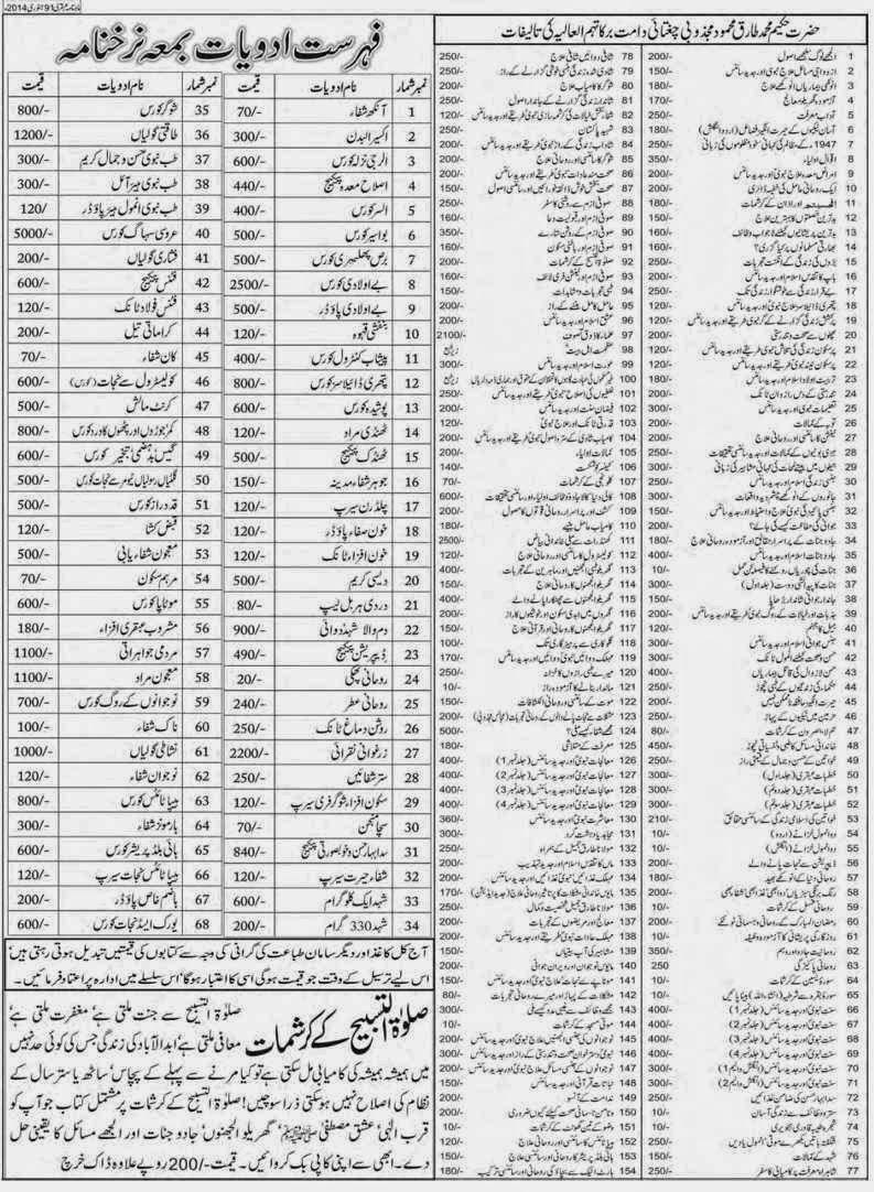 page 1 ubqari january 2014